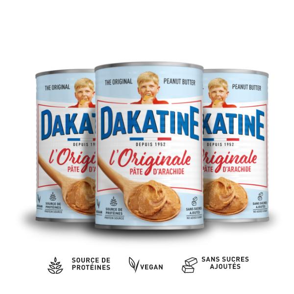 Dakatine L'Originale 3x425g