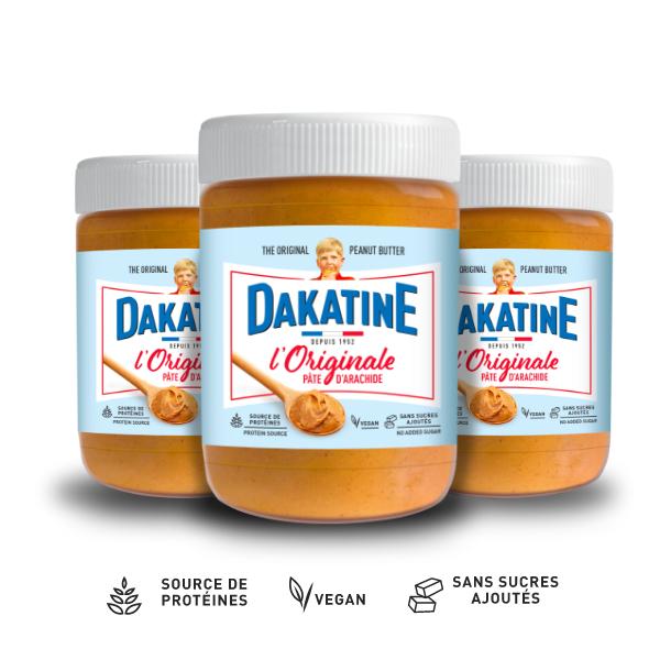 Dakatine L'Originale 3x500g