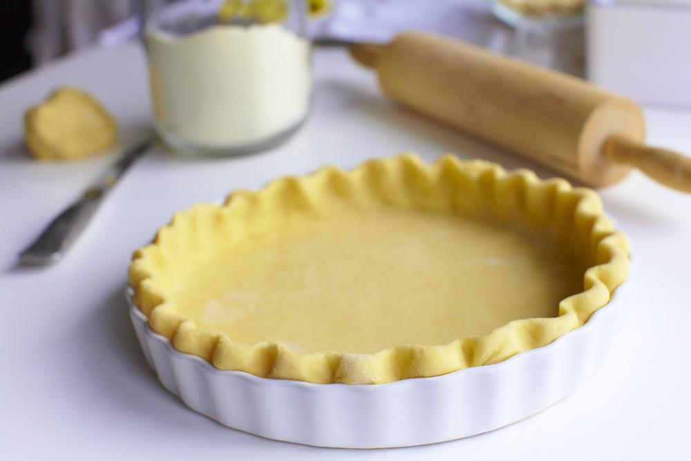 Pâte sablée au beurre de cacahuète (vegan)
