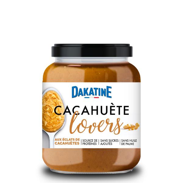Cacahuète Lovers éclats <br /> 3 x 350g