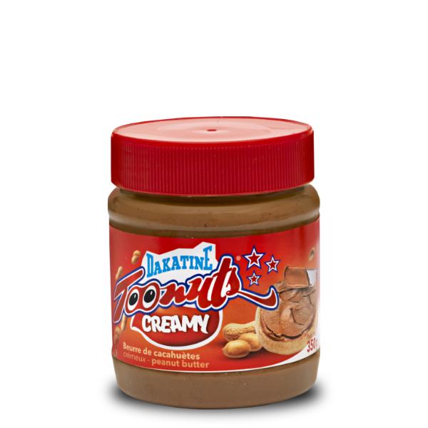 Toonuts Creamy <br /> 3 x 350g