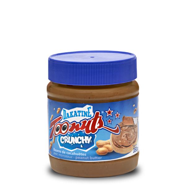 Toonuts Crunchy | 3 x 350g